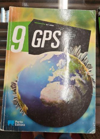Livro escolar GPS 9