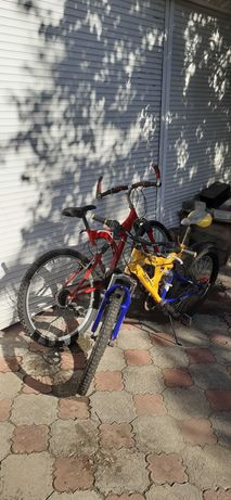 продам два горных велосипеда. Цена за два.