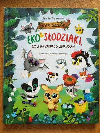 Eko Słodziaki czyli jak dbać o leśną polanę (książka)
