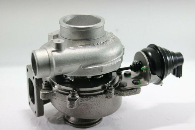 turbina Iveco Hansa Mitsubishi Fuso Canter 3,0 DiTD turbospręzarka