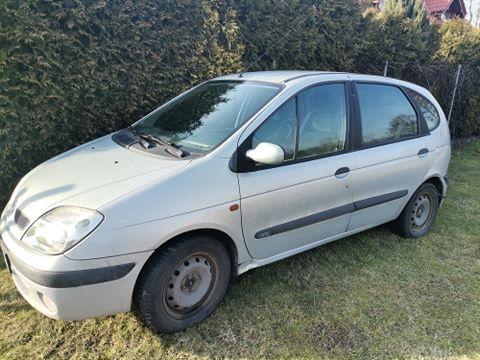 Renault Scenic 2002 USZKODZONY