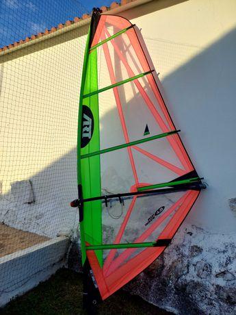 Vela windsurf Art 4.8 com saco