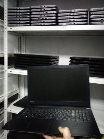 Ноутбук Toshiba Satellite Core i3 5 поколение для работы в офисе бухга