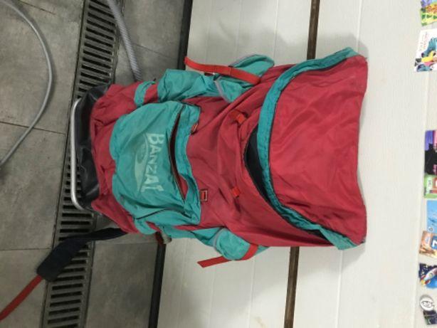 Plecak turystyczny prl