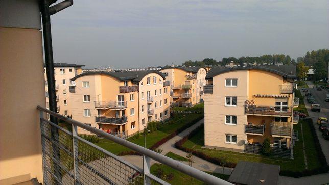 Mieszkanie Kraków Kliny Borkowska loggia bardzo czyste b ładny rozkład