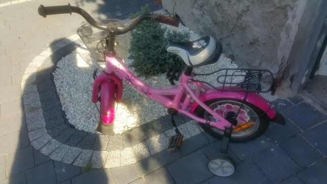 Rowerek dziecięcy wiek 2 - 5 lat