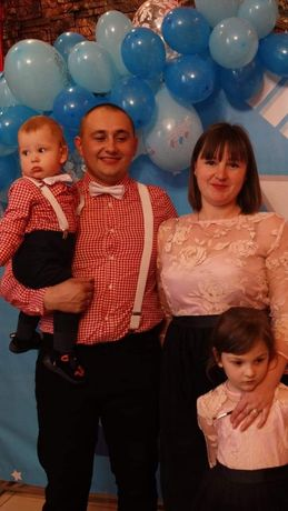 Family look для мамы и дочки 5 лет