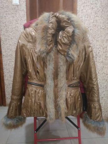 Куртка женская демисезонная 44 р.