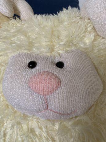 Przytulanka , pluszowa owieczka,  poduszka