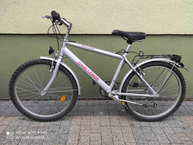 "Rower dziecięcy Challenge 24"""