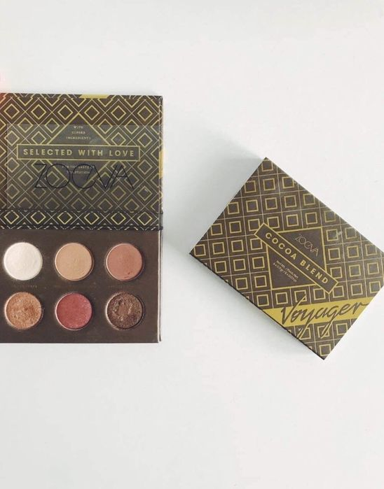 Oryginalna paletka cieni zoeva cocoa blend mini Tarnów - image 1