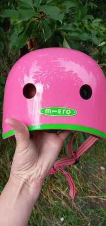 Шлем-каска для девочки