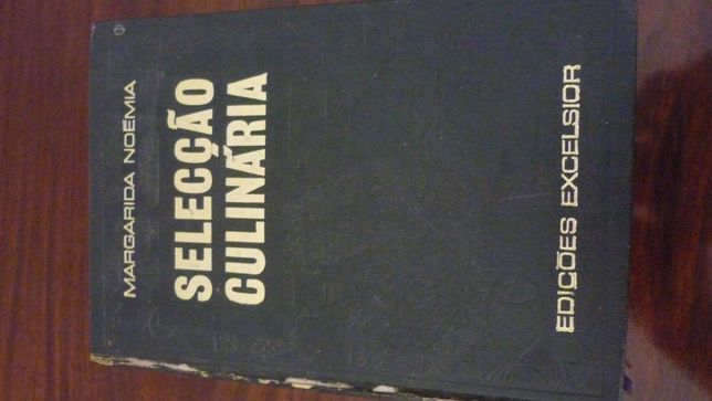 Livro Selecao Culinaria, Margarida Noemia