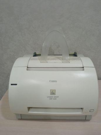 Принтер Canon Laser shot LTB-1120