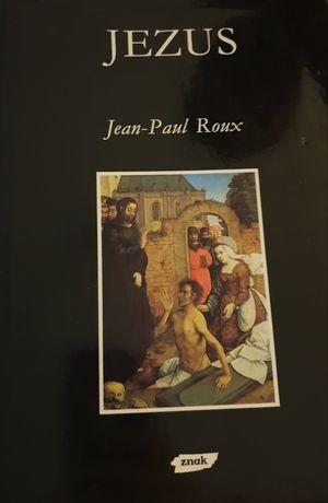 Książka Jezus Jean-paul Roux