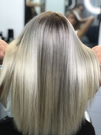 Окрашивание волос любой сложности. Причёска в подарок!