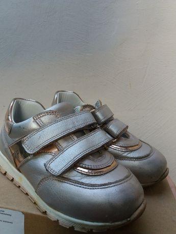Кожаные кросовки tiflani