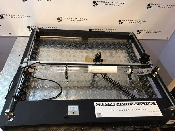 Лазерный станок co2 лазерный гравер 50Вт рабочее поле 650×650 мм