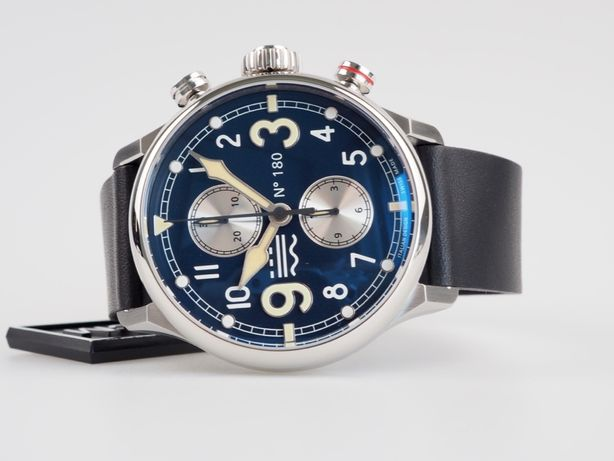 Мужские новые часы Terra Cielo Mare 44 мм