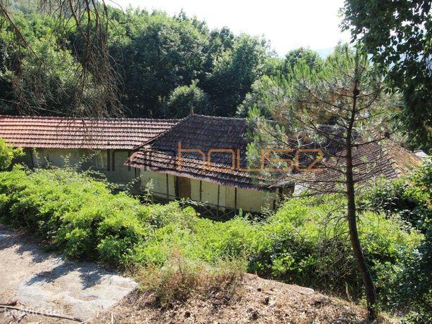 Duas casa antigas para restaurar em Castelo de Paiva