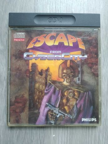 Escape from cybercity - Philips CDI