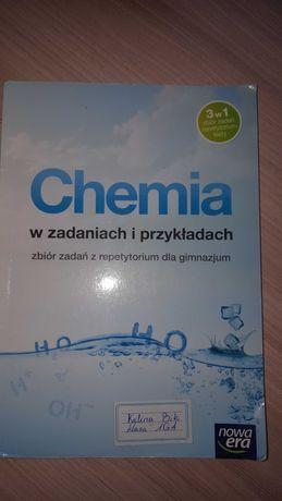 podręcznik, książka Chemia w zadaniach i przykładach