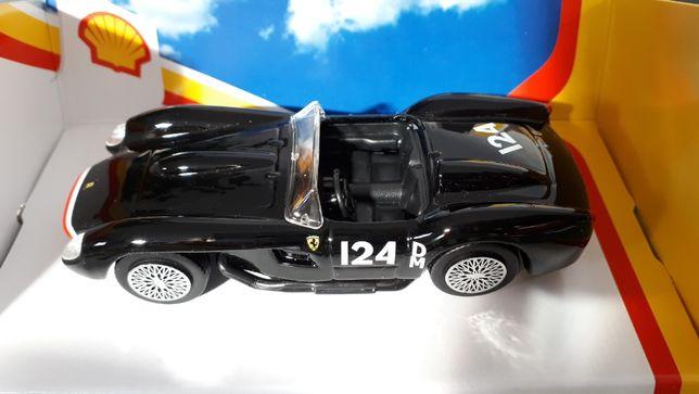 Autko Shell Resorak Model Ferrari 250 Testa Rossa - Nowe
