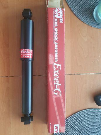 Amortyzatory KAYABA 343415 tył Fiat Panda (169_) 2 sztuki