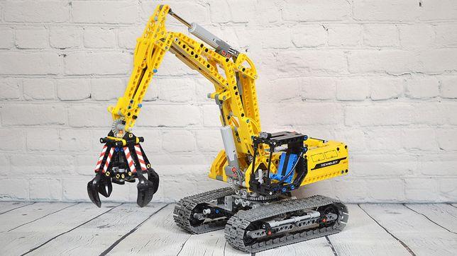 Новый LEGO Technic 42006 Excavator Экскаватор лего техник аналог 3801