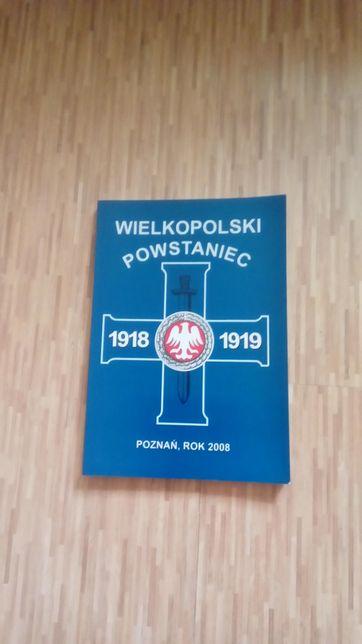 Książka Wielkopolski Powstaniec.Ilustrowana.
