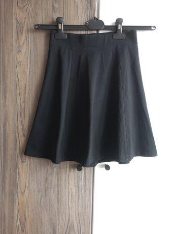 Spódniczka czarna bershka