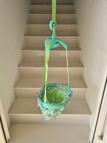 Baloiço de porta para bebé