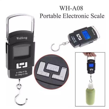 Электронные весы Кантер Безмен WH A08 от 10 г до 50 кг