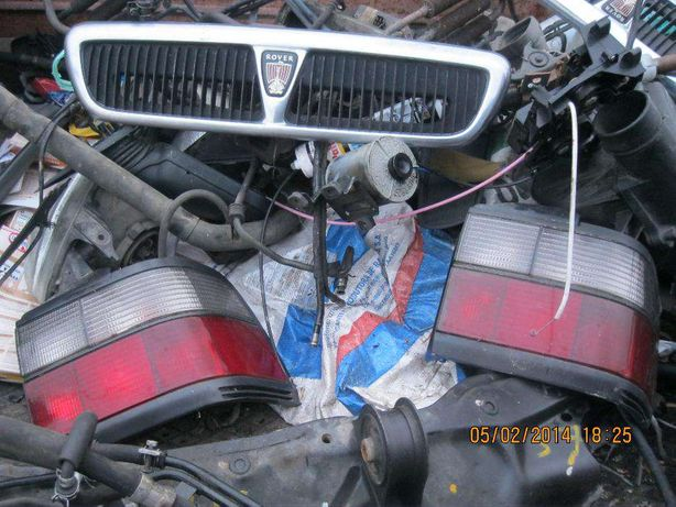 rover GTI pecas