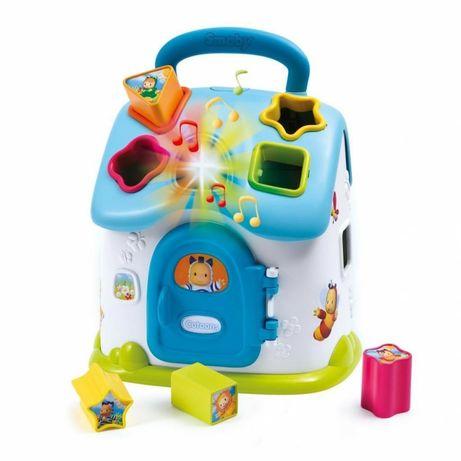 Smoby сортер будинок музыкальная игрушка