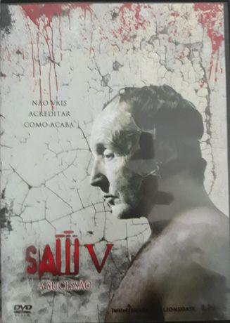 DVD Saw 5 A Sucessão