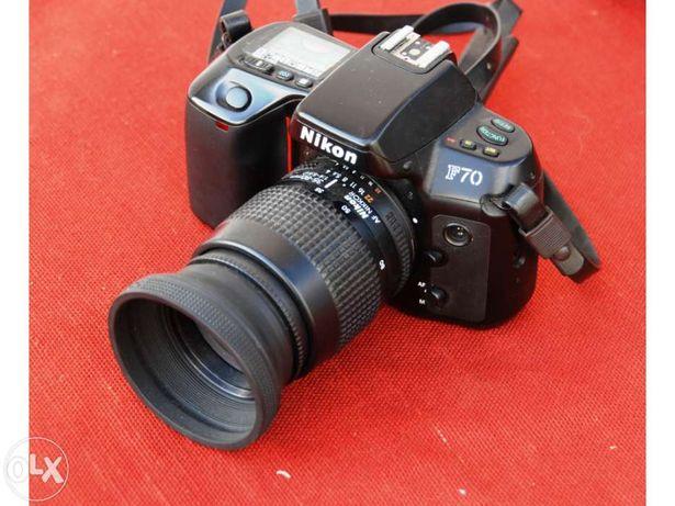 Máquina Fotográfica Analógica Nikon F70
