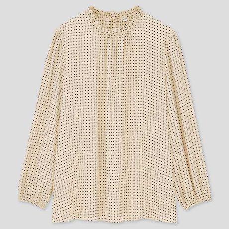 Легкая блуза Uniqlo
