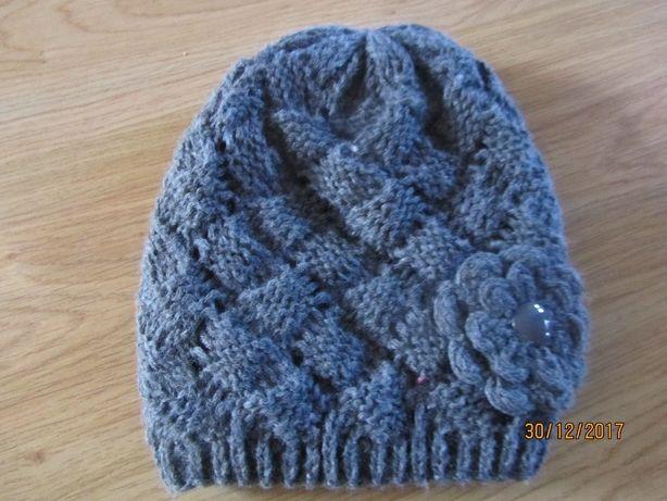 czapka nowa