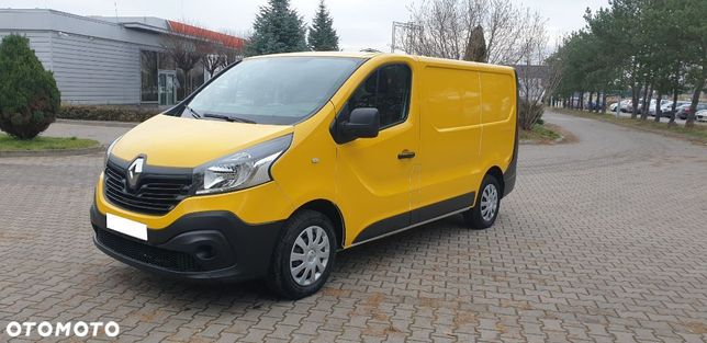 Renault Trafic  L1h1 1.6 Cdti 125ps S/S Pack Clim