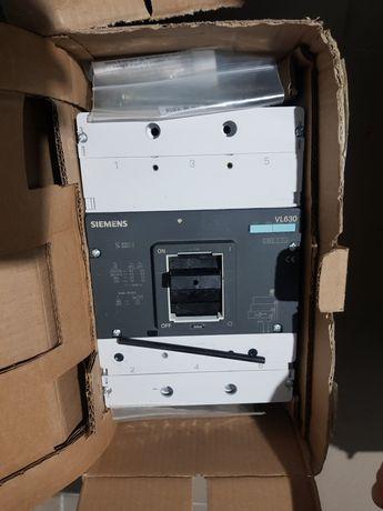 Автоматичний вимикач 500А Siemens VL630