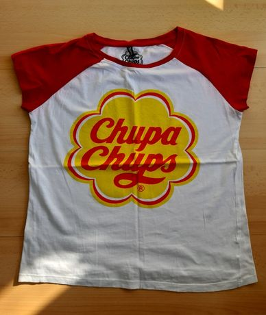 Tshirt Chupa Chups r.M Sinsay