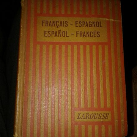 Французько-іспанський та іспансько-французький словник