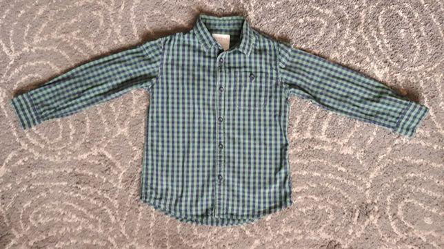 Chłopięca koszula długi rękaw Reserved r. 122