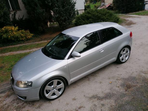Sprzedam Audi a3 8p (1.9 tdi BKC,  105km). POLECAM!