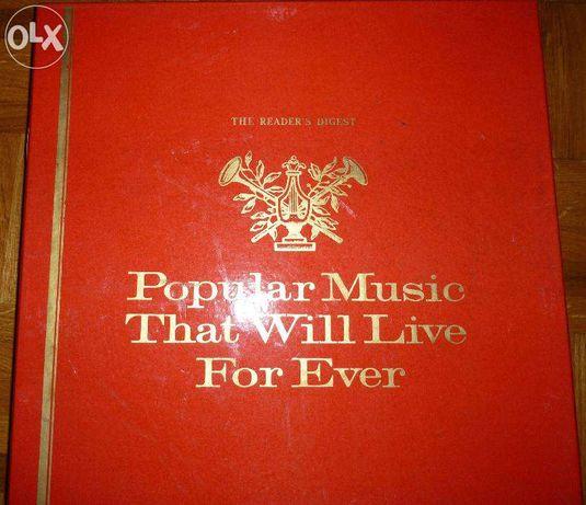 Discos em vinil - Popular Music that will live forever