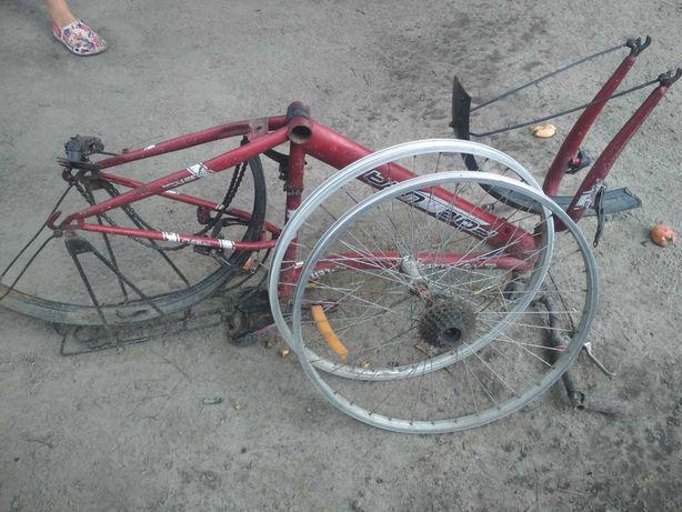 Велосипед Почти лего