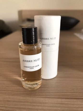 Ambre Nuit Christian Dior perfumy dekant odlewka unisex 35ml