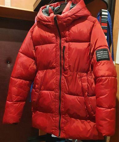 Детская зимняя куртка Zara