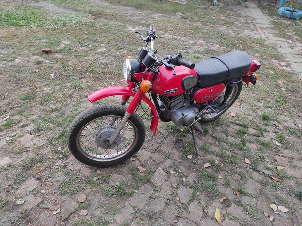 Мотоцикл  Минск 12в
